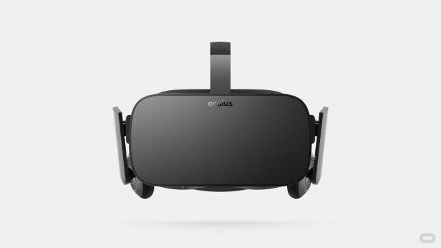 Virtual Reality Headset Oculus Rift