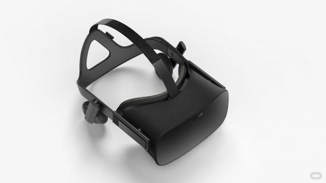 Oculus Rift VR Brille - Virtual Reality Agentur Stuttgart